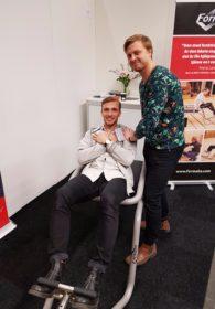Filip och Oliver Sjukgymnaster Leva & Fungera 2017